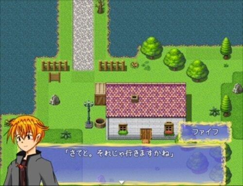 ミコノス村復興物語 Game Screen Shots
