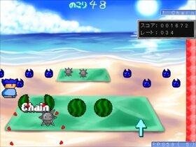 スピアボールのスイカ割り Game Screen Shot5