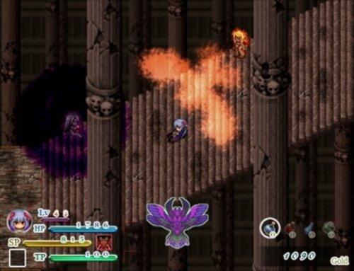 私が魔王になる! Game Screen Shot2