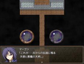天使と悪魔の天秤 Game Screen Shot2