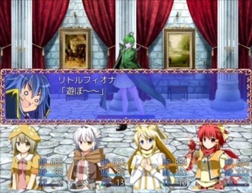 まっちゃんと天使と悪魔の指輪 Game Screen Shots