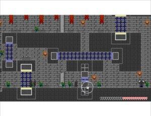 Castle Defend Game Screen Shot
