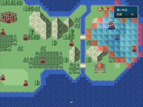 ランタイム・サーガ Game Screen Shot1