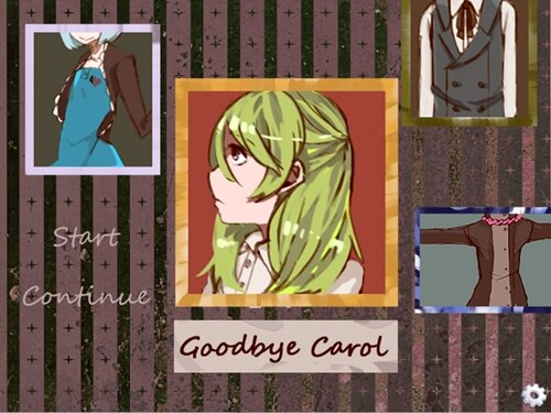 Goodbye Carol Game Screen Shot1