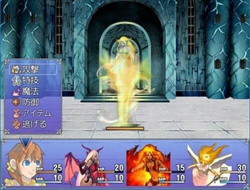 るしりーと天空の塔 Game Screen Shot4