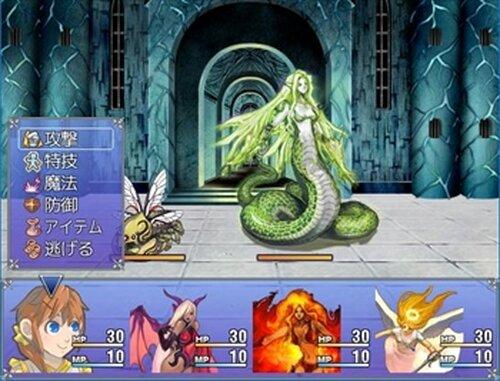 るしりーと天空の塔 Game Screen Shots