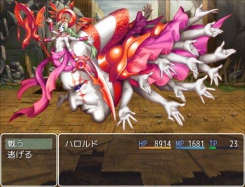 バグの中にいる Game Screen Shot5