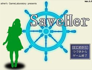 SaveHer Game Screen Shot