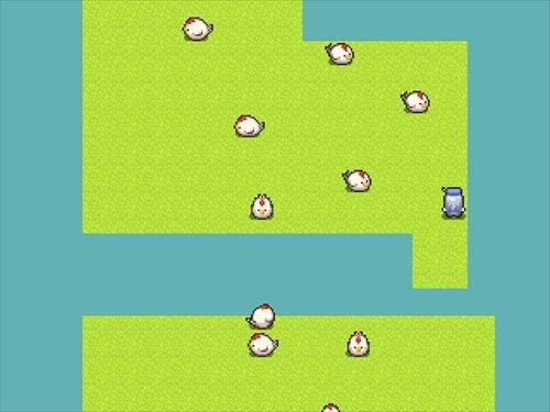 上まで行け Game Screen Shot