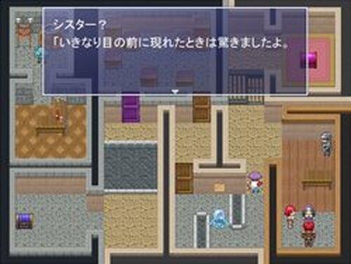 一つ屋根の下 Game Screen Shots