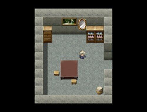 棺の中の花嫁 Game Screen Shot