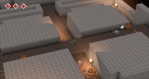 黒鉄の意志 Game Screen Shot2
