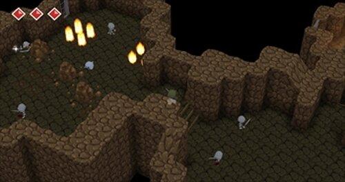黒鉄の意志 Game Screen Shot5