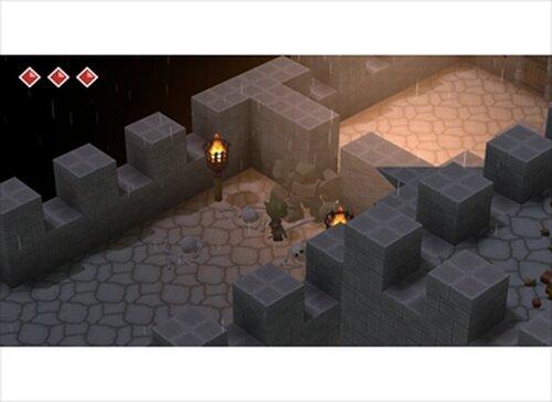 黒鉄の意志 Game Screen Shots