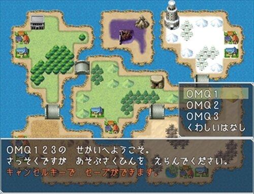OMQ123 Game Screen Shot2