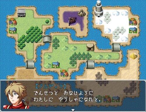 OMQ123 Game Screen Shots