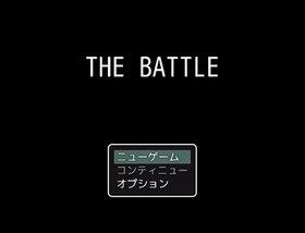 ザ・バトル(THE BATTLE) Game Screen Shot2