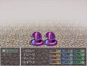 ザ・バトル(THE BATTLE) Game Screen Shot5