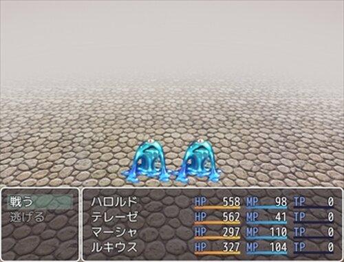 ザ・バトル(THE BATTLE) Game Screen Shots