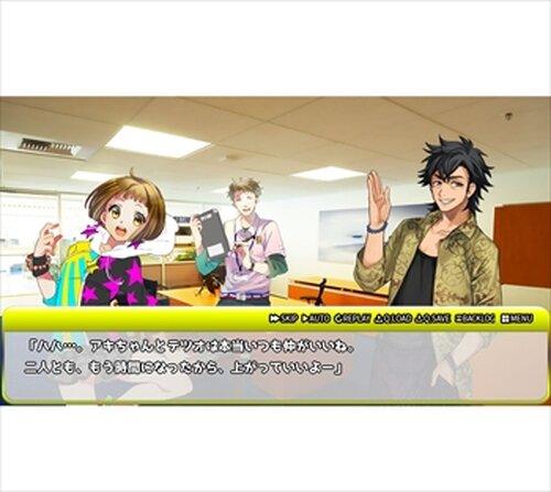 ジュエルフロンティア第1章 天道アキは加速したい 体験版 Game Screen Shots