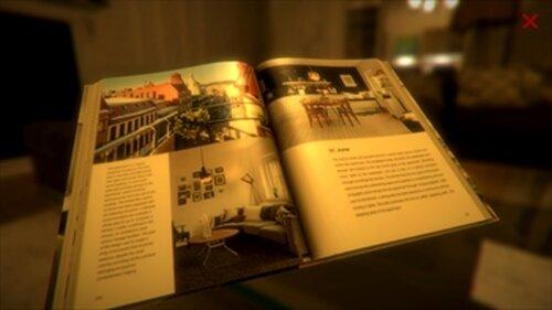 薄暗い部屋 -Gloomy Room-(体験版) Game Screen Shot2