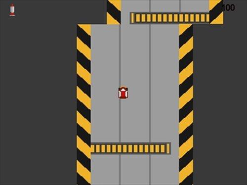 GRAND AVOID Game Screen Shots
