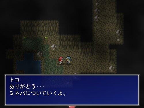 トコの冒険 Game Screen Shot