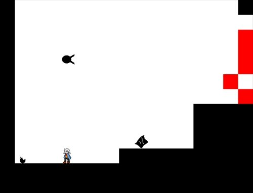 Red Smile Game Screen Shot1