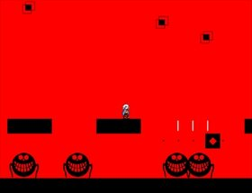 Red Smile Game Screen Shot5