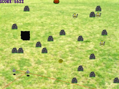 EscapeLine Game Screen Shot