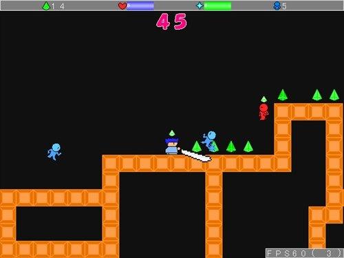 ヤシーユワールド Game Screen Shot1