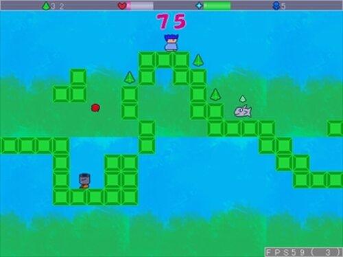 ヤシーユワールド Game Screen Shot5