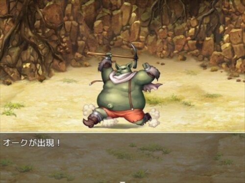5つの試練 Game Screen Shot2