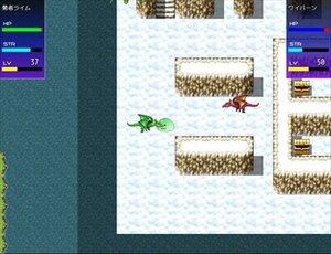 スライムランド Game Screen Shot