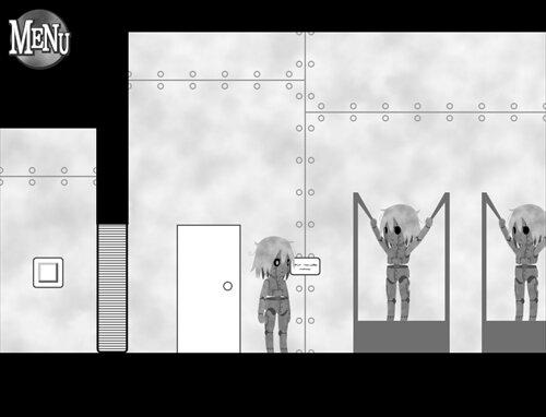 鉄屑の抵抗 Game Screen Shot1