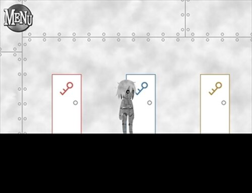 鉄屑の抵抗 Game Screen Shot4