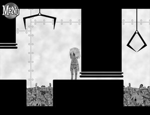 鉄屑の抵抗 Game Screen Shot
