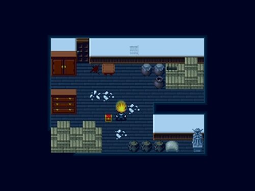 THE OBJECT Game Screen Shots