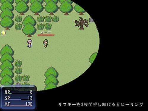腹が減っては勇者はできぬ Game Screen Shot5