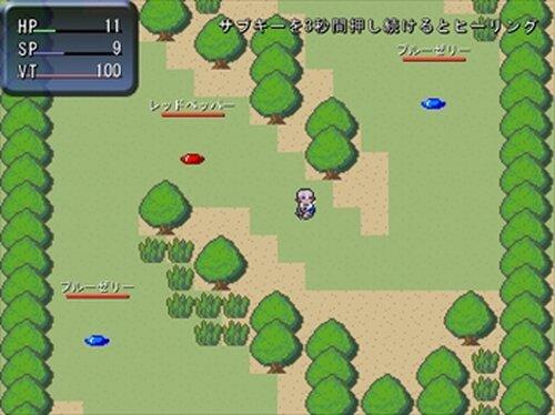 腹が減っては勇者はできぬ Game Screen Shots