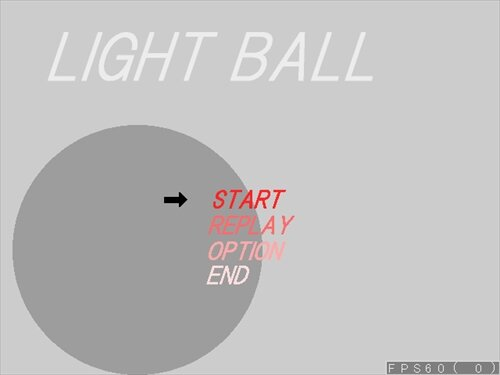 LIGHT BALL Game Screen Shot1