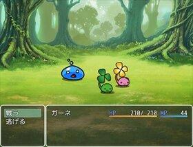 緋色の丘と霊術師 Game Screen Shot3