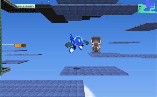 フロアを上がりまくれ!! Game Screen Shot1