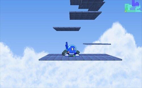 フロアを上がりまくれ!! Game Screen Shot2
