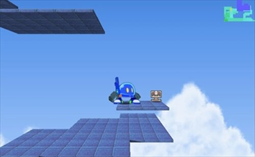 フロアを上がりまくれ!! Game Screen Shot3