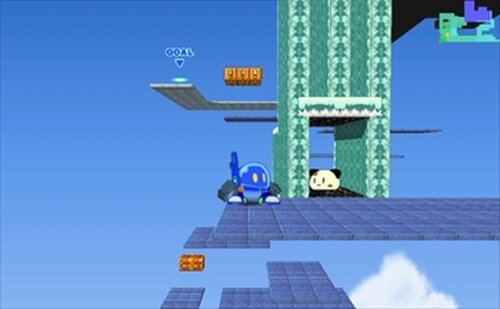 フロアを上がりまくれ!! Game Screen Shot4