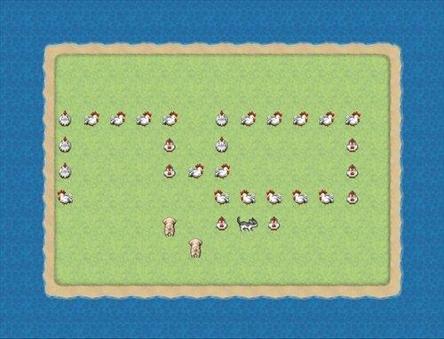 とりとりねこ Game Screen Shot1