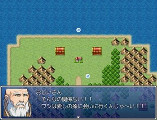 じじいざらっど Game Screen Shot2