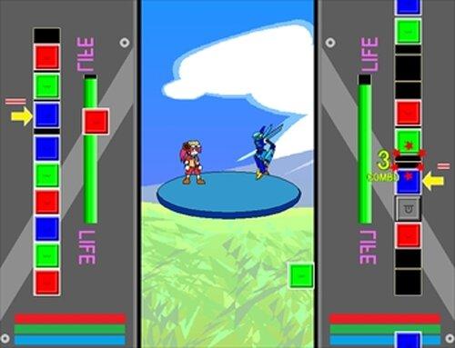 パネルつんつん Game Screen Shot5
