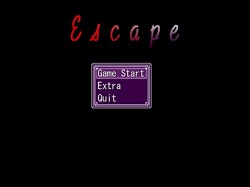 Escape ~ えすかぺ Game Screen Shots